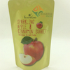 Stand up Pouch for Dried Fruits Food Packaging with Ziplock